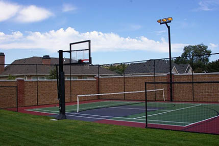 Custom Sport Courts Pittsburgh
