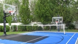 Sport Court Surfacing