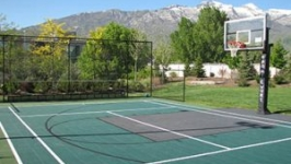 Residential Sport Courts Pittsburgh