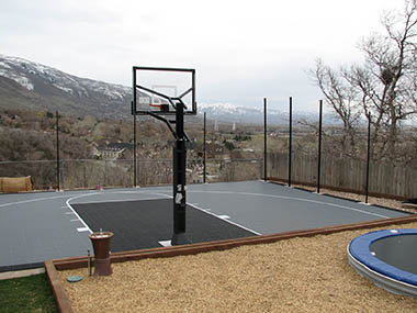 Backyard Courts Pittsburgh