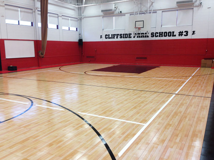 School Gyms Pittsburgh