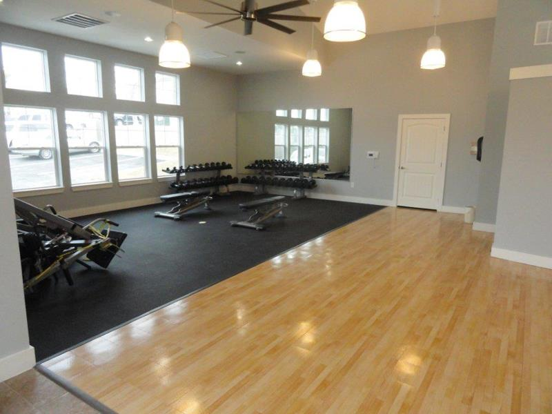 Home Gym Pittsburgh