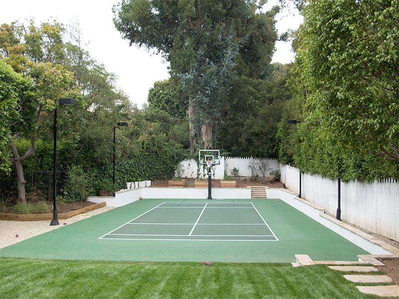 Custom Court Builder Pittsburgh