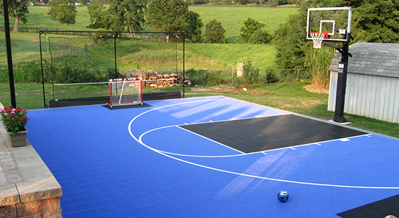 Basketball Court Builder Pittsburgh