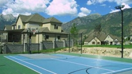 residential court builder Pittsburgh