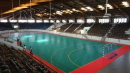 Commercial Hockey Court Pittsburgh