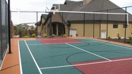 Residential Tennis Court Pittsburgh
