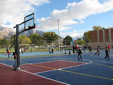 Sport Court Pittsburgh