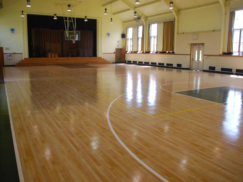 Professional Indoor Sport Court Pittsburgh