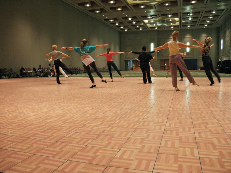 Dance Flooring Pittsburgh