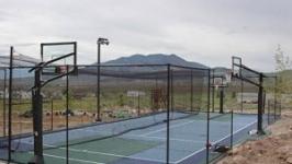 Outdoor Sport Court Pittsburgh