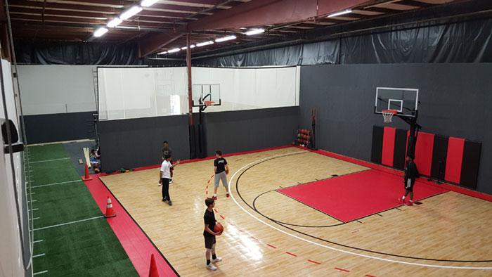 Backyard Sport Courts Pittsburgh