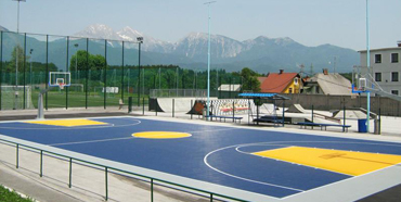 Commercial Sport Courts