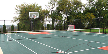 Tennis Court Builder Pittsburgh