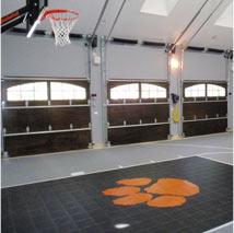 School Court Installation Pittsburgh