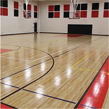 Indoor Sport Court Pittsburgh