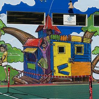 Tennis Court Pittsburgh
