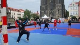 Hand Ball Court Pittsburgh