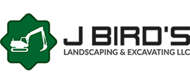 J birds Landscaping logo