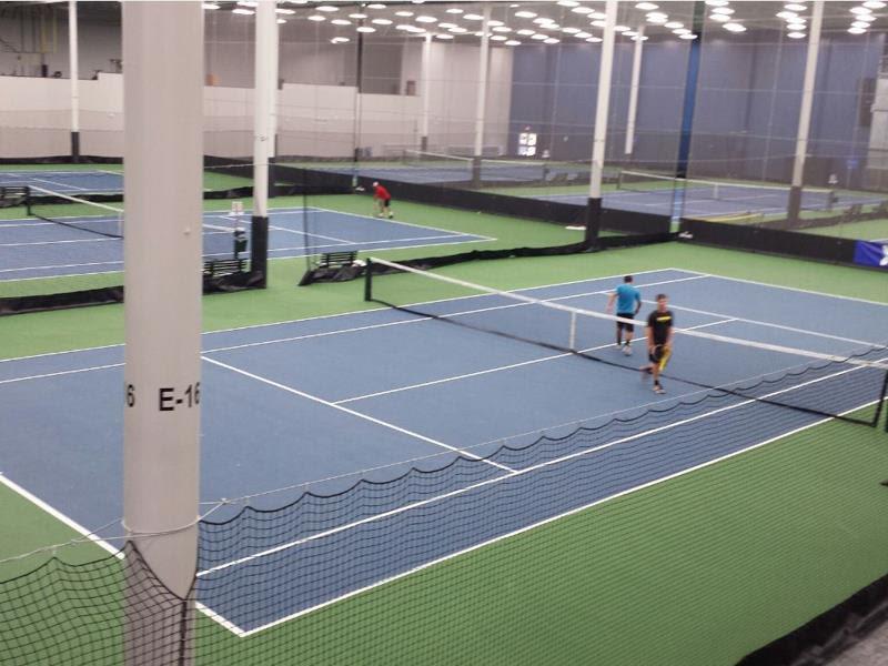 Tennis Court Installers Pittsburgh
