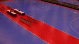 Gym Court Installation Pittsburgh