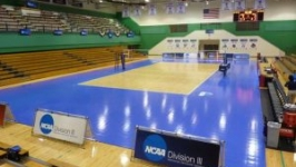 Volleyball Court Installation